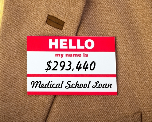 Why High-Income Doctors Continue to Drown in Debt on providentcpas.com