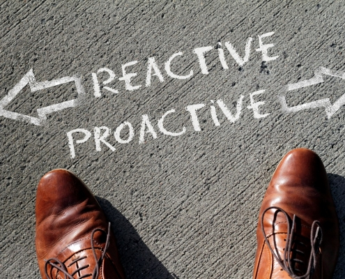Why Take a Proactive Approach to Management? on providentcpas.com